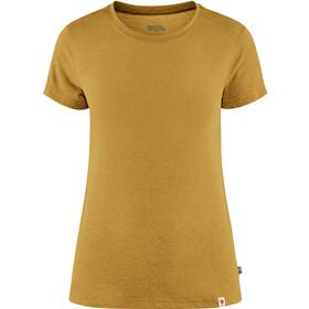 Fjällräven High Coast Lite T-Shirt Femme, ochre